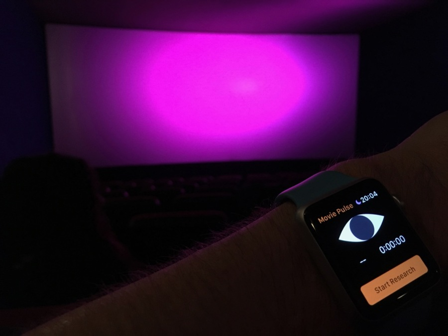 Movie Pulse at the cinema