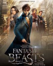 Fantastic Beasts … Poster